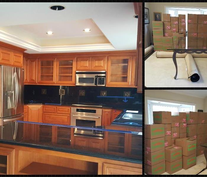 Kitchen Pack Out in Laguna Hills