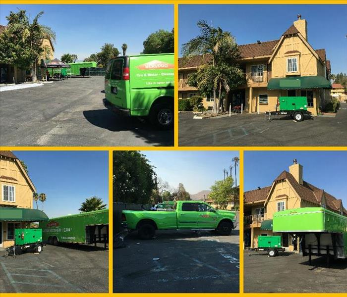SERVPRO of Anaheim West Helps with Large Loss