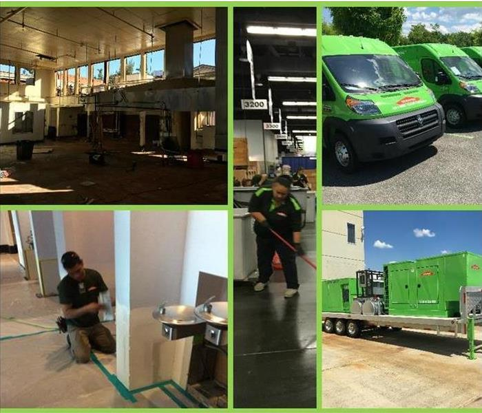 Why SERVPRO Commercial Water Damage Events Present Unique Challenges In Anaheim