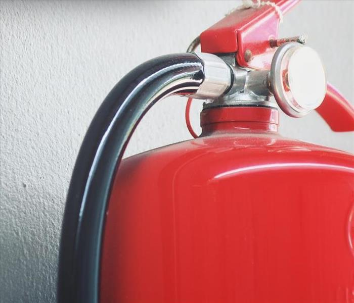 Commercial How To Safely Use a Fire Extinguisher