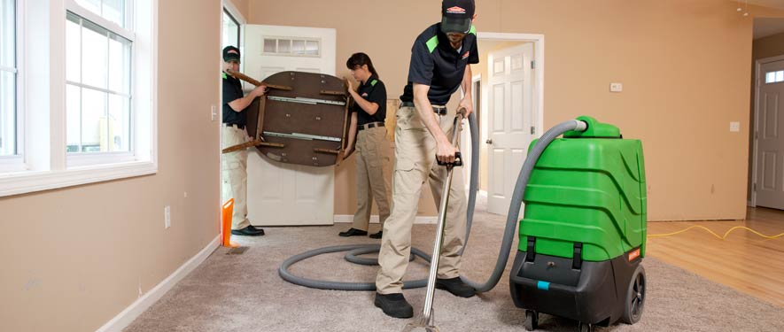 Anaheim, CA residential restoration cleaning